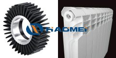 Aluminum Heat Sink Extrusions